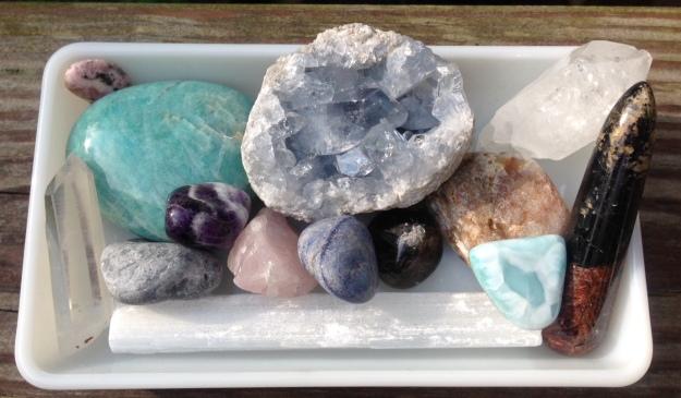 favorite crystals pk