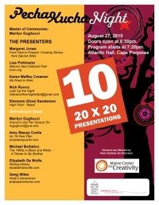 Program - August 2015